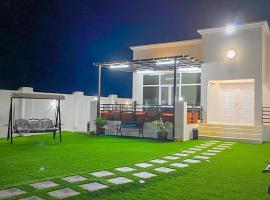 شالية الدانة Chalet Al Danah, cabin in Al Ḩadd
