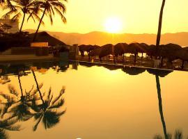 Krystal Beach Acapulco, hotel en Acapulco