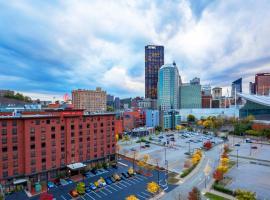Hampton Inn & Suites Pittsburgh Downtown, hotel in Pittsburgh