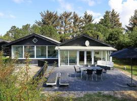 Holiday Home Ørnevej III, villa in Vejers Strand