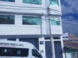 Artesonraju Hostel Huaraz, hostel in Huaraz