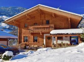 Chalet Johanna, cabin in Ramsau im Zillertal
