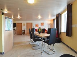 Beautiful Apartment with Sauna and Jacuzzi in Burg-Reuland, hotel near Action & Fun Center, Burg-Reuland