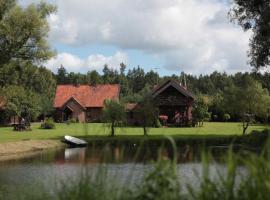Orlik Mazury, Bauernhof in Stare Jabłonki