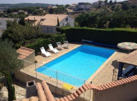 Modern VIlla in Narbonne with Swimming Pool, holiday home in Narbonne