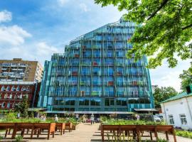 Апарт-отель Garden Embassy, апартаменты/квартира в Москве