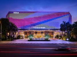 Hilton Guangzhou Baiyun, luxury hotel in Guangzhou