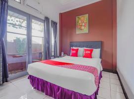 OYO 90064 Hotel Salon Fora & Cafe, hotel in Bandung