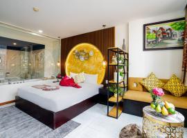 Cicilia Boutique Aparthotel Saigon, khách sạn gần Ga Hòa Hưng, TP. Hồ Chí Minh