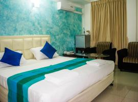 Saasha City Hotel، فندق في كولومبو