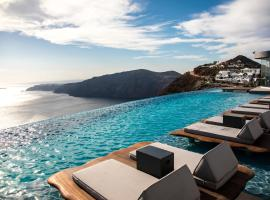 Cavo Tagoo Santorini, хотел в Имеровигли