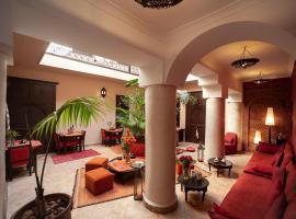 Riad Boussa, hotel near Souk of the Medina, Marrakesh