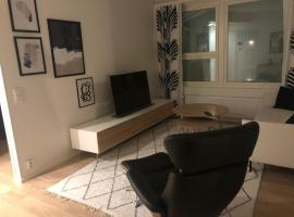 Puistopiha Apartment, huoneisto Rovaniemellä