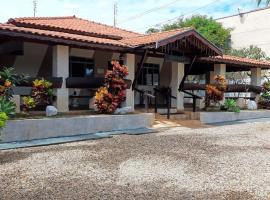Pousada Portal, hotel em São Pedro