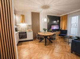 Apartament Warmiński Alfa, apartment in Olsztyn