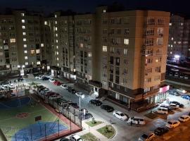 квартира, hotel with jacuzzis in Anapa