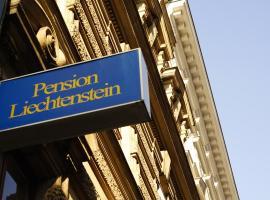 Pension Liechtenstein, B&B in Vienna