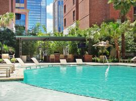 Entire Modern Downtown Apartment Ideal For Long-Term Stays, apartment in Houston