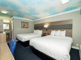 Hollywood Palms Inns & Suites, hotel in Los Angeles