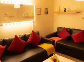 Modern and Cosy Apartment in the heart of Birmingham!!, pet-friendly hotel in Birmingham