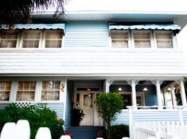 Meranova Guest Inn, B&B in Dunedin