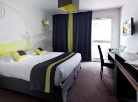 Lagrange Apart'Hotel Paris-Boulogne, hotel in Boulogne-Billancourt