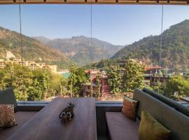 Punyah Residency Rishikesh, отель в Ришикеше