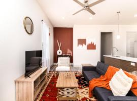 ☆Copper Cavern in Fort Worth - Botanical Gardens☆, apartment in Fort Worth