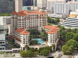 Swissotel Merchant Court Singapore (SG Clean), spa hotel in Singapore