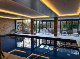 Hotel Brasserie JENNY - Spa & Fitness - near Basel, hotel in Hagenthal-le-Bas
