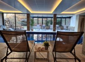 Hotel Brasserie JENNY - Spa & Fitness - near Basel, golf hotel in Hagenthal-le-Bas
