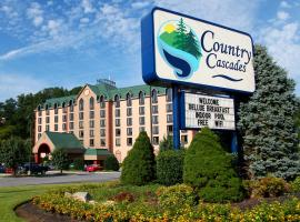 Country Cascades Waterpark Resort, hotel in Pigeon Forge