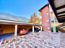 Apart hotel Mountain hill, vacation rental in Krasnaya Polyana