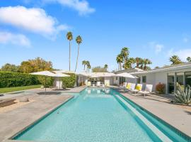 Mid Century Escape - Movie Colony wd Private Pool, villa in Palm Springs