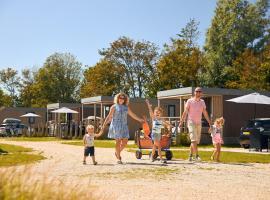 RCN Vakantiepark Toppershoedje, resort village in Ouddorp