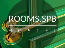 Rooms.SPb, hostel in Saint Petersburg