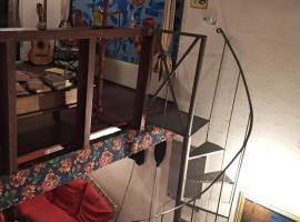 Bed&Potato Studio Ilha Grande - Casa inteira para até 4 pessoas, hotel in Abraão