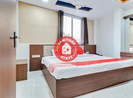 Vaccinated Staff - OYO 64310 Hotel Sakshi, hotel near Ajmer Junction, Ajmer