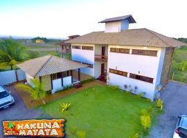Hakuna Matata Lofts, guest house in Barra Grande