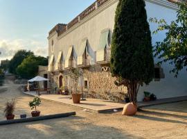 Ecoturisme Mas Ribas, hotel in Palamós