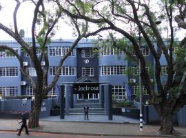 The Jack Rose, отель в Йоханнесбурге