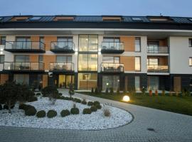 APARTAMENT BLUE Marynarska 8 , Sarbinowo, apartment in Sarbinowo