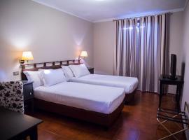 Hotel Bastimento, hotell i Fiorenzuola d'Arda