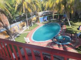 Hostal del club de Mochileros, apartment in La Libertad