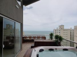 Cobertura Duplex Vista Total Mar com 5 Suítes-SPA, apartment in Itajaí