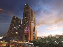 BERJAYA TIME SQUARE KL COZY SUITE FREE WIFI, homestay in Kuala Lumpur