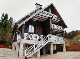 Villa Tukhlay, готель у Тухлі