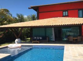 CASA CONDOMÍNIO IBEROSTATE - RESORT IBEROSTAR, serviced apartment in Praia do Forte