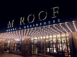 M ROOF HOTEL & RESIDENCES, hotel in Ipoh