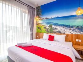 RedDoorz near Nusa Dua Beach, отель в Нуса-Дуа